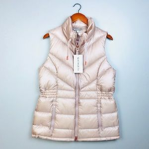 Athleta NEW Banner Peak Down Puffer Vest Sz L